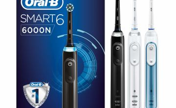 Oral-B Smart 6 6000N Electric Rechargeable Toothbrush