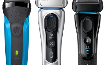 Up to 62% off Braun Electric Shavers for Men