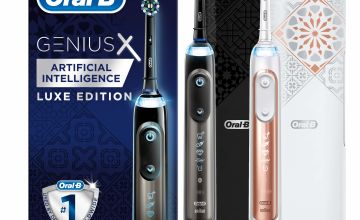 Oral-B Genius X Luxe Electric Toothbrush