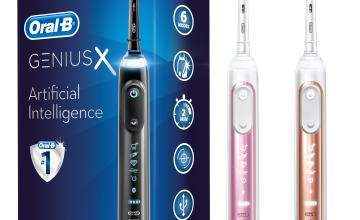 Oral-B Genius X Electric Toothbrush with AI