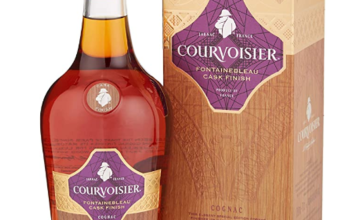 Courvoisier Fontainebleau Cask Finish Special Edition Cognac, 70 cl - Amazon exclusive