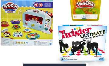 20% Off Selected Exclusive Toys & Games