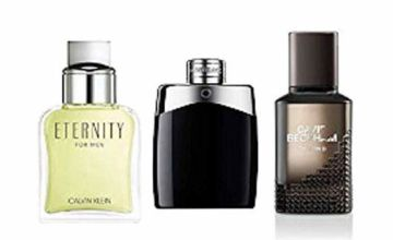 Up to 60% off Fragrances for Men from Calvin Klein, David Beckham, Montblanc and more