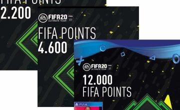 10% off FIFA Points