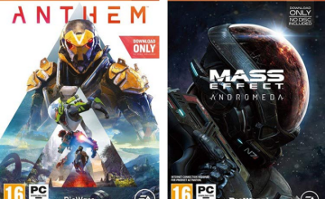 Up to 75% off: Anthem, Mass Effect & more [PC]
