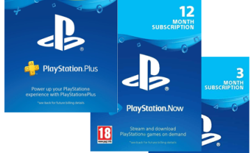 Up to 30% off: PS Plus and PS Now