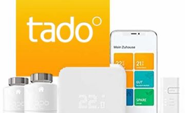 tado°: up to -30% on smart thermostats and radiators