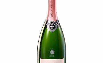 Bollinger Rose Non Vintage Champagne, 75 cl