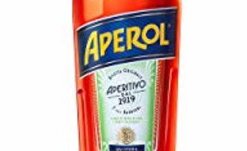 Aperol Aperitivo 100 cl, Italian Spritz with 11% Alcohol