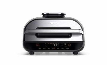 Ninja AG551UK Health Grill, Grey/Silver