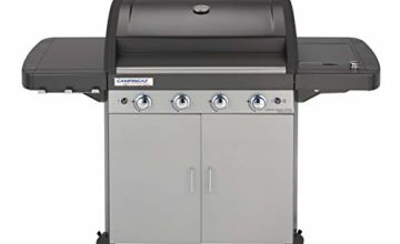 25% off Campingaz 4 Series Classic LS Plus Gas BBQ 4 Burner Gas Barbecue Grill 12.8 KW Power Instaclean