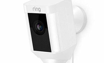 Save £40 on Ring Spotlight Cam