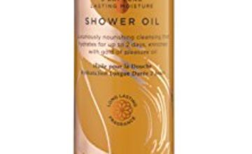 Sanctuary Spa 2 Day Long Lasting Omega Rich Moisture Foaming Shower Oil, 250 ml