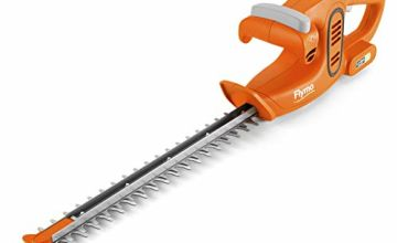 Flymo SimpliCut Li Cordless Battery Hedge Trimmer - Lightweight 14.4 V Li-Ion Battery Integrated (Including Charger), 40 cm Blade Length, 16 mm Blade Gap, Premium Cutting Performance