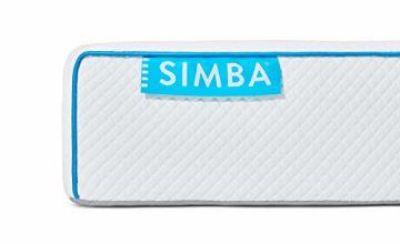 35% off Premium Seven-Zoned Mattress by Simba Sleep