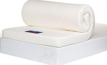 20% off Bodymould Memory Foam Mattress Toppers