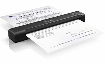 20% off selected Epson Portable Scanners
