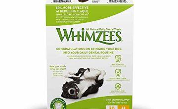 Save on Whimzees Dental Dog Chews