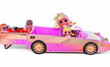 L.O.L Surprise! Car w/Exclusive Tot Doll