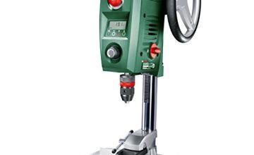 Over 20% off Bosch Bench Drill PBD 40 (710 W, Maximum Drilling Diameter In Steel/Wood: 13 mm/40 mm, Drilling Stroke 90 mm, In Cardboard Box)