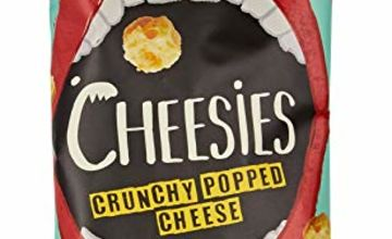 20% off Crunchy Popped Cheese Snack by Cheesies