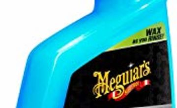 -15% on selected Meguiar's Top Products