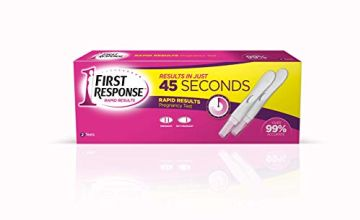 Save on First Response Rapid Results Pregnancy Test, Pack of 2 and more