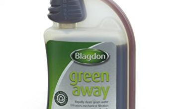 Save on Blagdon 500ml Green Away for Ponds and more