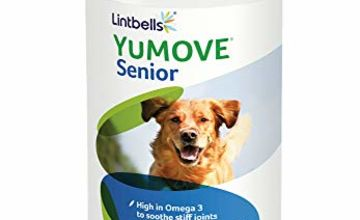 Lintbells YuMOVE Senior Dog Joint Supplement for Older Stiff Dogs - 240 Tablets