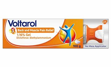 Save on Voltarol Back and Muscle Pain Relief 1.16 Percent Gel with No Mess Applicator, 100 g and more