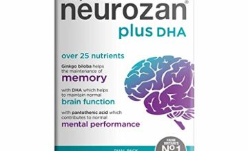 Vitabiotics Neurozan Plus - 56 Tablets/Capsules