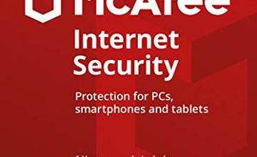 45% off McAfee Internet Security