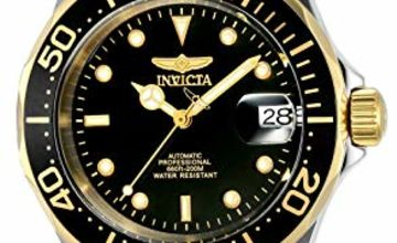 Save on Invicta 8927 Pro Diver Unisex Wrist Watch Stainless Steel Automatic Black Dial and more