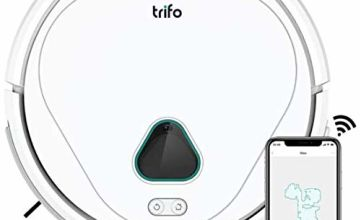 TRIFO Max Powerful 3000Pa Suction Cordless Robot Vacuum Cleane