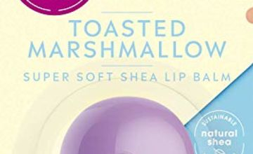 New EOS Smooth Sphere Toasted Marshmallow Lip Balm, 7g