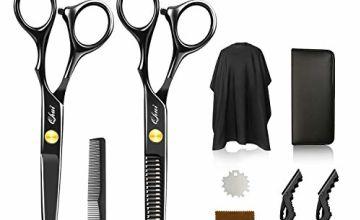Qhui Hairdresser Scissors Set