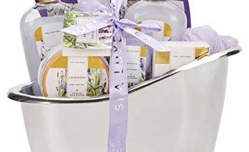 Spa Luxetique Lavender Spa Bath Gift Set