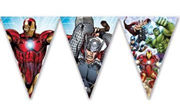 amscan PRS87971 Avengers, Multicolour