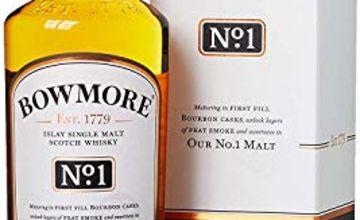 Bowmore No.1 Single Malt Scotch Whisky