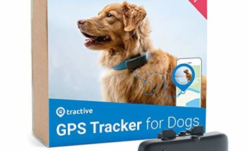 Save on Tractive GPS Tracker for Dogs, unlimited Range, Activity Monitor, Waterproof (newest model) and more