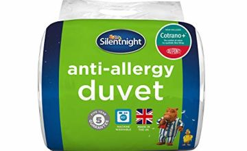 15% off Silentnight Duvets, Pillows and more.