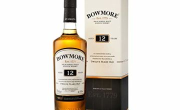 Bowmore Malt Whisky 12 Year Old, 70 cl