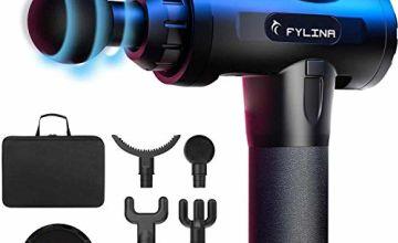 FYLINA Handheld Muscle Massage Gun