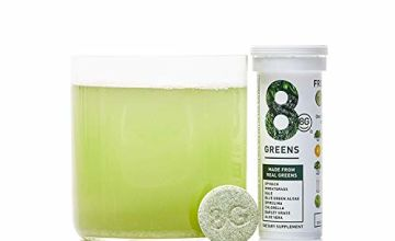20% off Super Greens Dietary Supplements by 8Greens