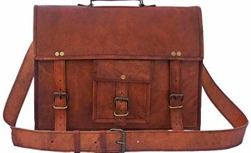 20% off Leather Bags and Accessories