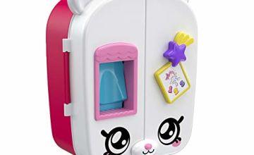 Kindi Kids Beat Petkin Refrigerator and Shopkins, Multi-Colour