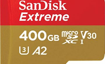 Up to 20% off SanDisk Memory & Storage