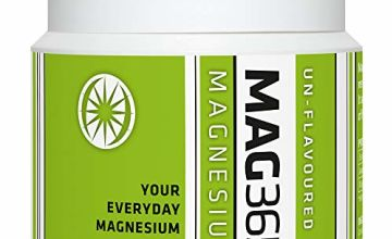Mag365 Un-Flavored Magnesium Citrate Powder - 150 g