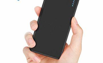 Power Bank 10000mAh USB C Portable Charger