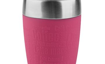 Up to 30% off Tefal Travel Cup, Stainless Steel, Pink, 200 ml